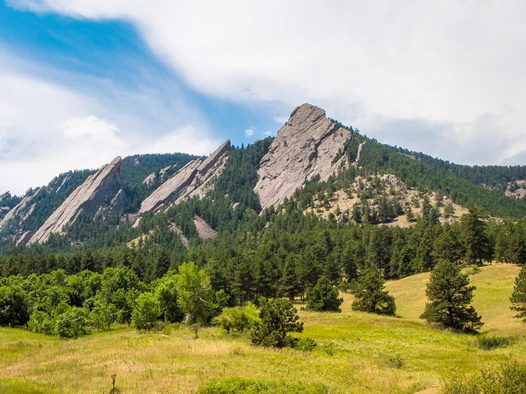 Boulder, CO - Flatiron